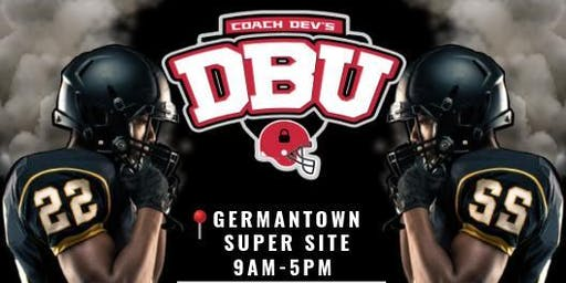 Coach Dev's DBU: Elite Football Camp