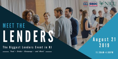 Meet the Lenders: The BIGGEST Lenders event in NJ tickets