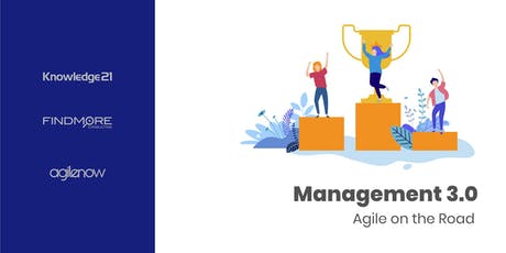 Workshop Management 3.0 - Agile on the Road tickets