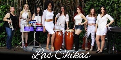 South El Monte's Summer Concert - Las Chikas  tickets