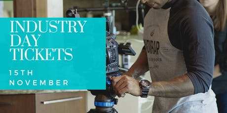 Industry Day: Friday 15th Nov - All Day Ticket tickets