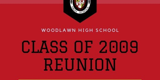 Woodlawn High School Class Reunion 2009