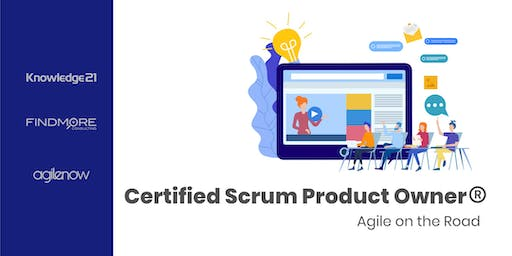 Certified Scrum Product Owner (CSPO ) - Agile on the Road