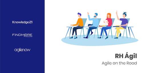 RH Ágil - RHs como Agentes de Transformação ágil e organizacional