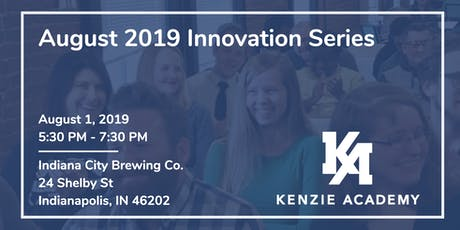 August 2019 Innovation Series tickets