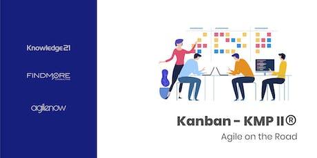 Kanban Management Professional II (KMP II) - Agile on the Road tickets