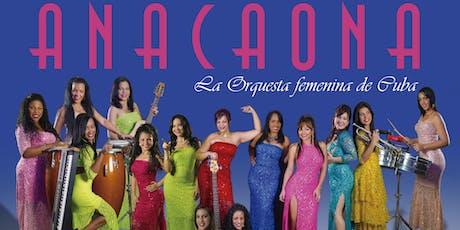 """Anacaona """"Las mulatísimas del Sabor"""" en Sala la Nau - Barcelona entradas"""
