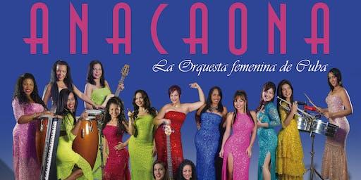"""Anacaona """"Las mulatísimas del Sabor"""" en Sala la Nau - Barcelona"""