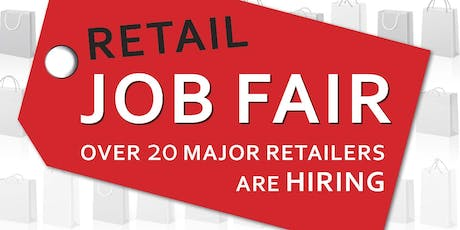 Fall Retail Job Fair 2019 - Retail Council of Canada - 30+ Retailers & 200+ Opportunities  tickets