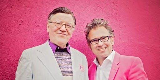 Padraig Stevens and Leo Moran of The Saw Doctors