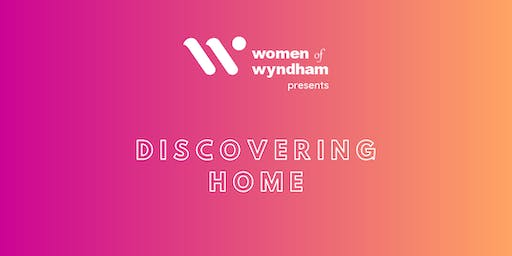 Discovering Home: There's a First Time for Everything