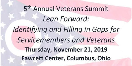 5TH ANNUAL VETERANS SUMMIT  tickets
