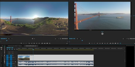 Adobe Premiere I: Editing Video (August 3rd, 2019) tickets