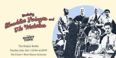 Chicago Honky Tonk Presents The Westerlees / Chandelier Swingers @ The Empty Bottle