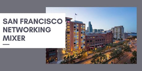 San Francisco Networking Mixer 8/1/19 at Bar VIA tickets