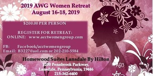 2019 AWG Women Retreat- Embrace Being Perfectly Imperfect