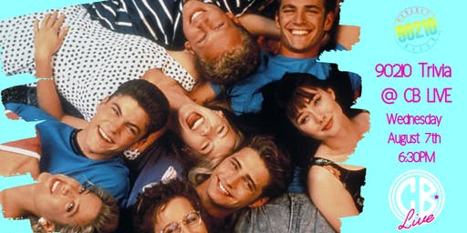 Beverly Hills 90210 Trivia at CB Live Phoenix