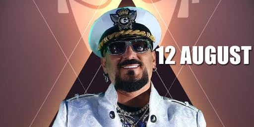 Gigi d'Agostino at Disco Tropics (12 August)