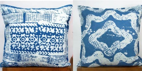 Indigo and Batik Dyeing Workshop: September 14, 12:30pm-2pm tickets