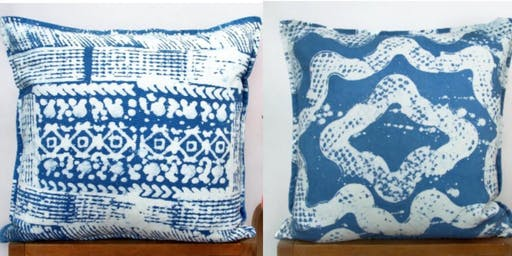 Indigo and Batik Dyeing Workshop: September 14, 12:30pm-2pm