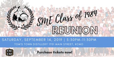 Shawnee Mission East Class of 1984 Reunion  tickets