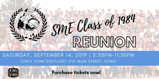 Shawnee Mission East Class of 1984 Reunion