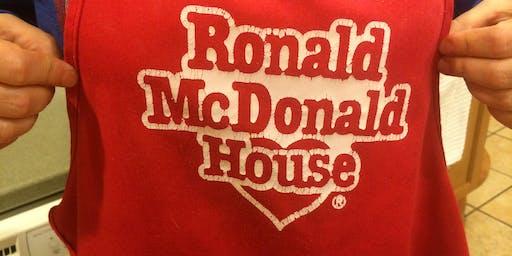 Ronald McDonald House Guest Chef