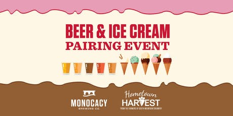 Beer & Ice Cream Pairing tickets