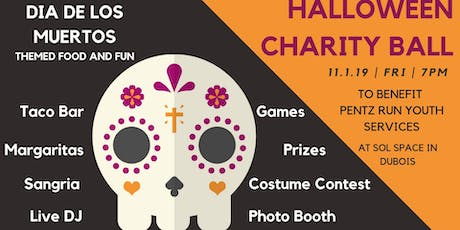 Halloween Charity Ball for Pentz Run Youth Services tickets