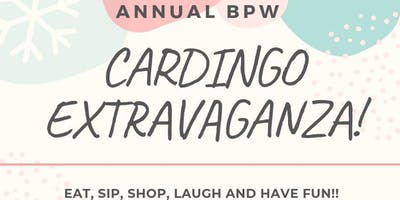Annual Cardingo Extravaganza - Benefiting The Women's Crisis Center