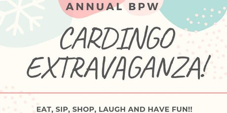 Annual Cardingo Extravaganza - Benefiting The Women's Crisis Center tickets
