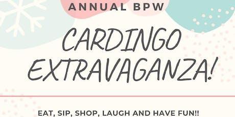 Annual Cardingo Extravaganza - Benefiting The Women's Crisis Center tickets