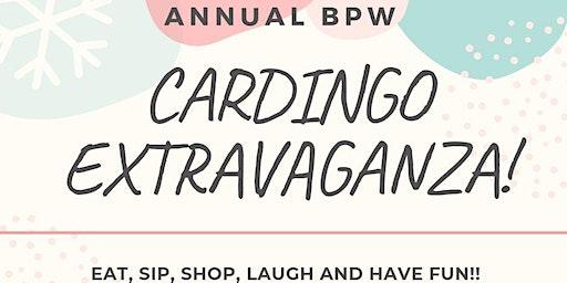Annual Cardingo Extravaganza - Benefiting The Women's Crisis Center