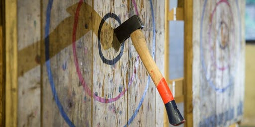 Bad Axe Throwing with IWIRC DFW!