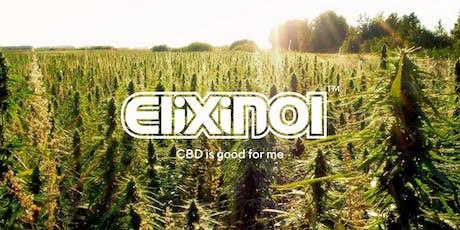 Elixinol Investor Summit tickets