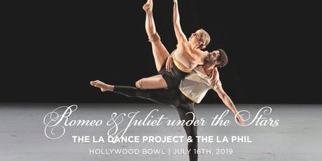 An Evening of Music & Dance under the Stars at the Hollywood Bowl tickets