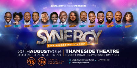 SYNERGY 2019 tickets