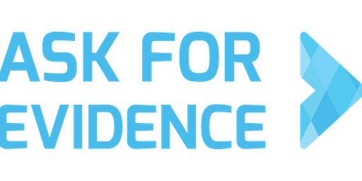 Ask for Evidence: Community conference