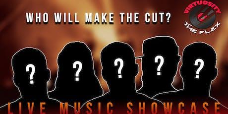 Virtuosity x The Flex: Music Showcase tickets