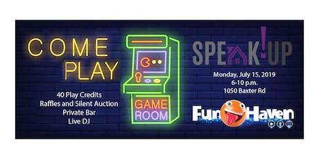 Sip n' Play at Funhaven tickets