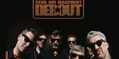 Big Smoke Brass welcomes CEUX QUI MARCHENT DEBOUT tickets