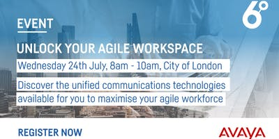 Unlock Your Agile Workspace Roundtable Breakfast