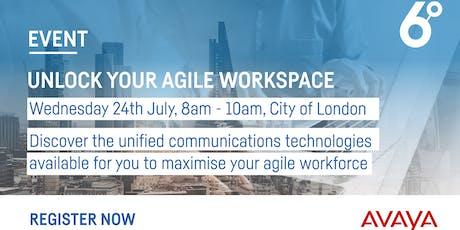Unlock Your Agile Workspace Roundtable Breakfast tickets