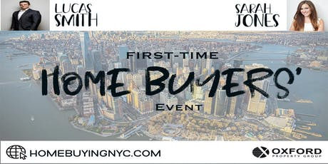 NYC First-Time Home Buyers' Workshop tickets