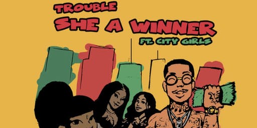 Fri July 26th :: Sudd Day feat Trouble :: SHE A WINNER #GreeneStreetFridays