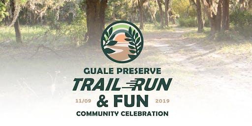 Guale Preserve Trail Run & Fun - Community Celebration