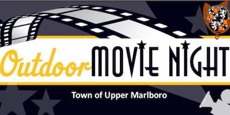 August Outdoor Movie Night: Captain Marvel tickets