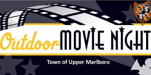 August Outdoor Movie Night: Captain Marvel