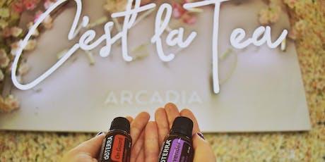 DoTERRA Essential Oils Basic 101 Class @ Teaspressa tickets