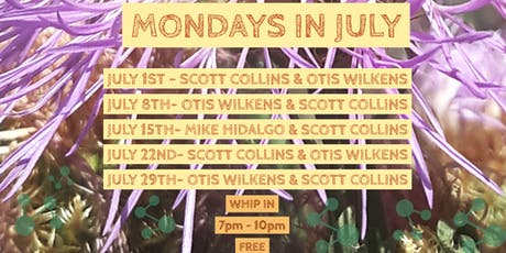 Mondays In July at Whip In tickets